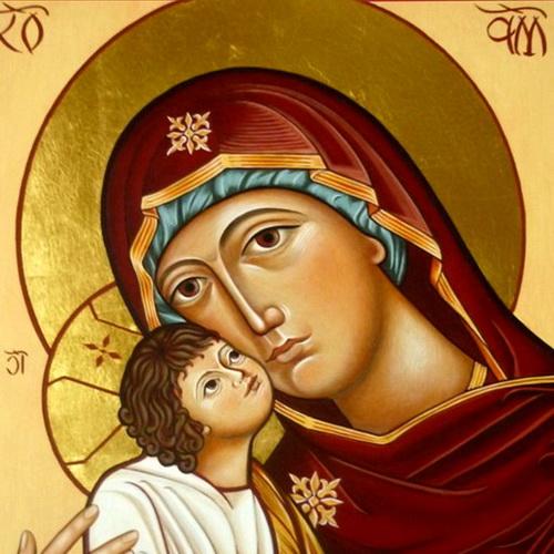 B-12 Matka Boża Czułości 1m