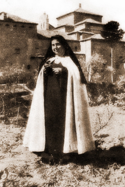 Beata Maria Angeles, ocd, Virgem e Mártir