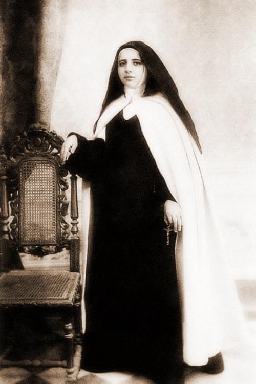 Beata Maria do Pilar, ocd, Virgem e Mártir