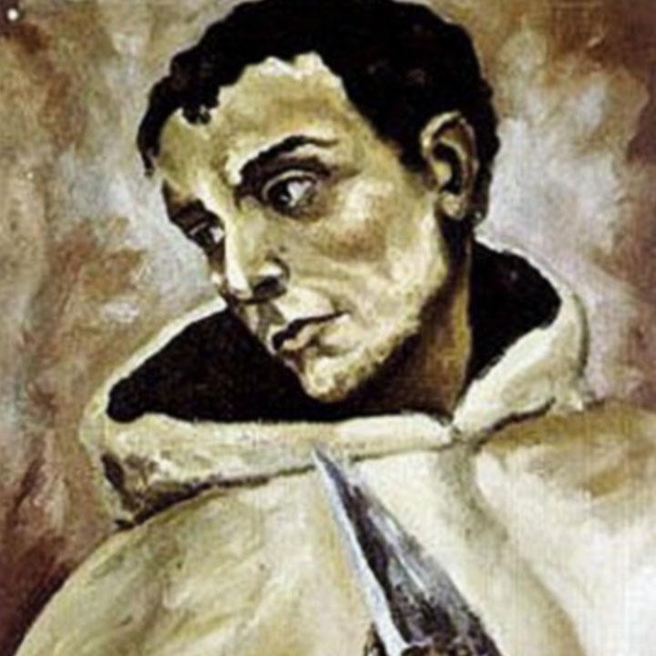Blogoslawiony Redempt od Krzyza Tomasz Rodriguez da Cunha 1598 1638