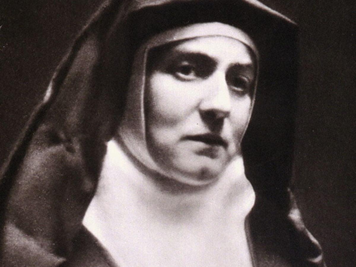 Święta Teresa Benedykta od Krzyża (Edyta Stein) 1891 - 1942 - Karmel.pl
