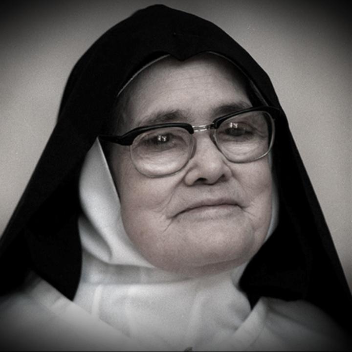 Zdjêcie archiwalne z 1 kwietnia 2003 roku siostry £ucji