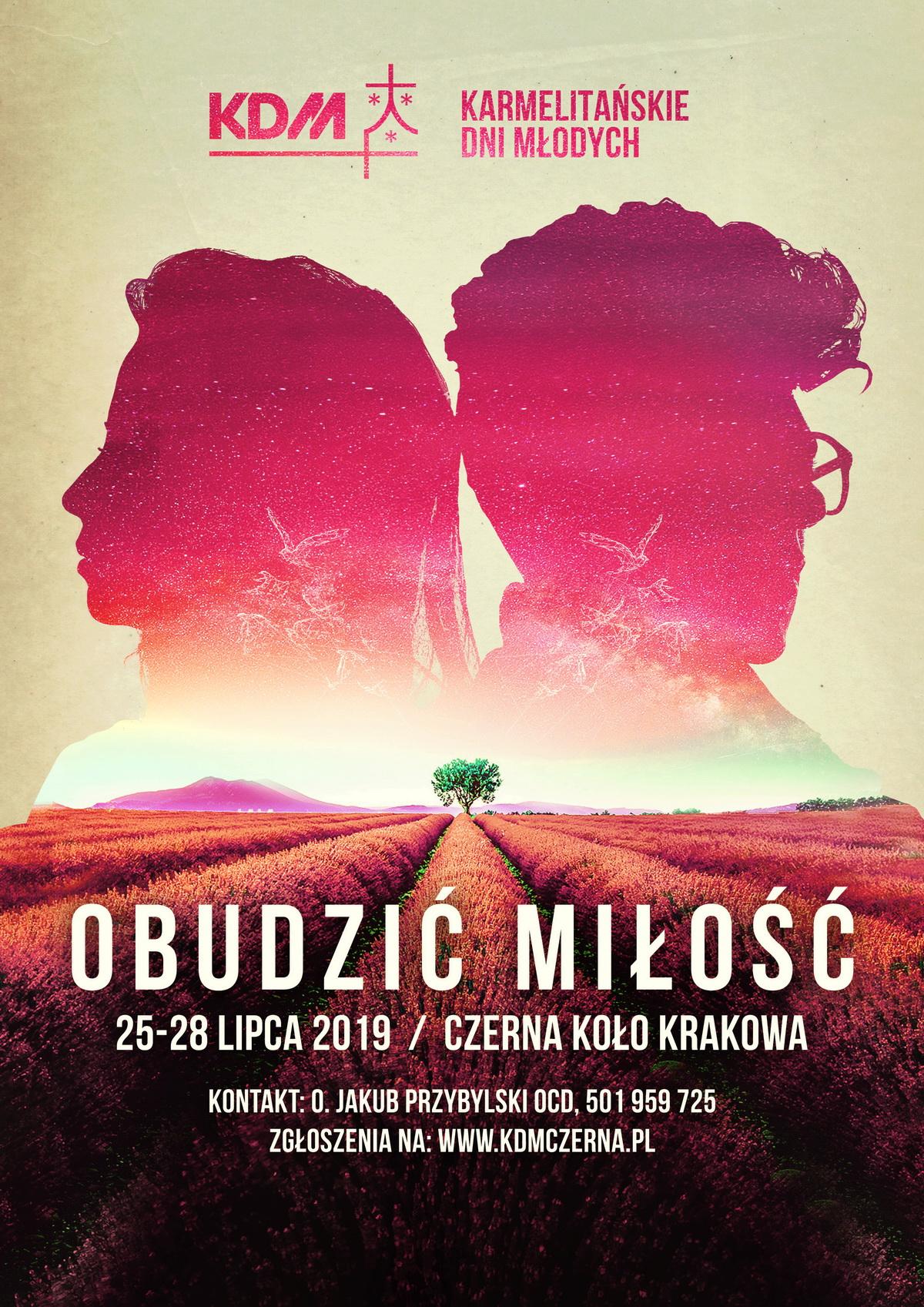 Plakat KDM 2019