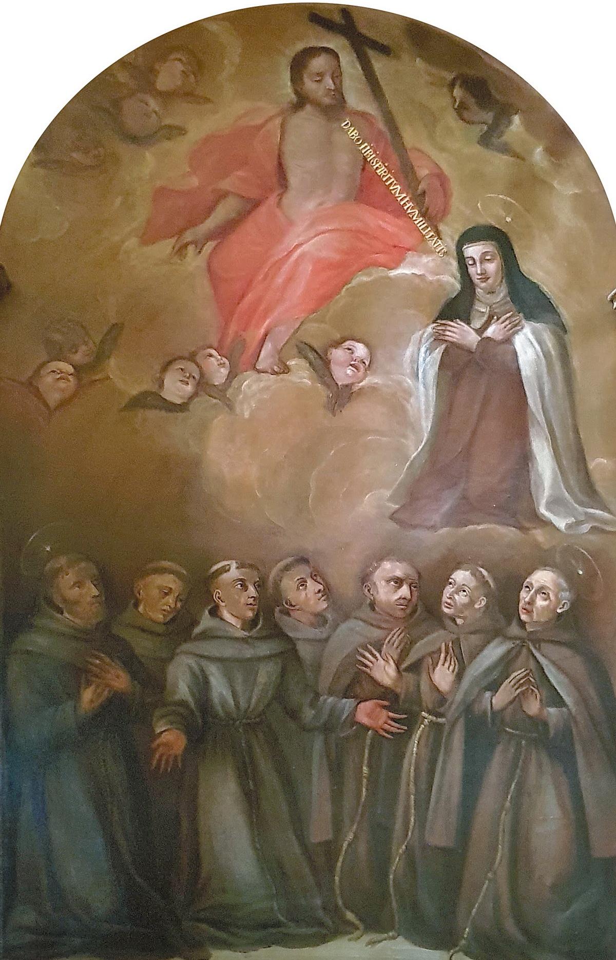 Franciszkaniei Teresa