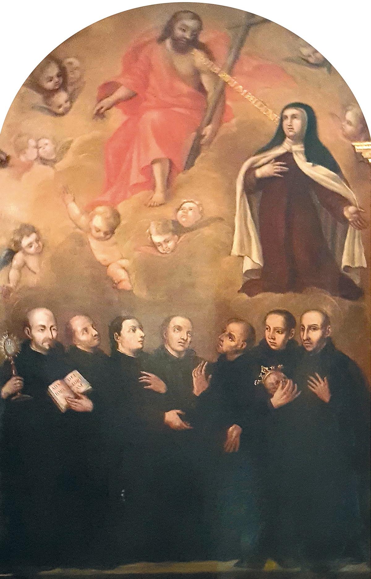 Jezuici i Teresa