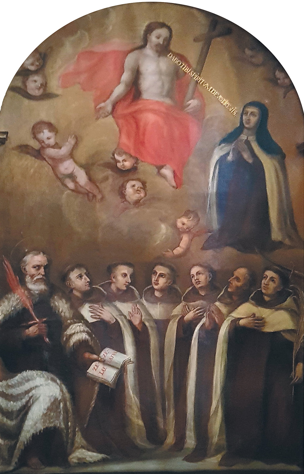 Karmelici i Teresa