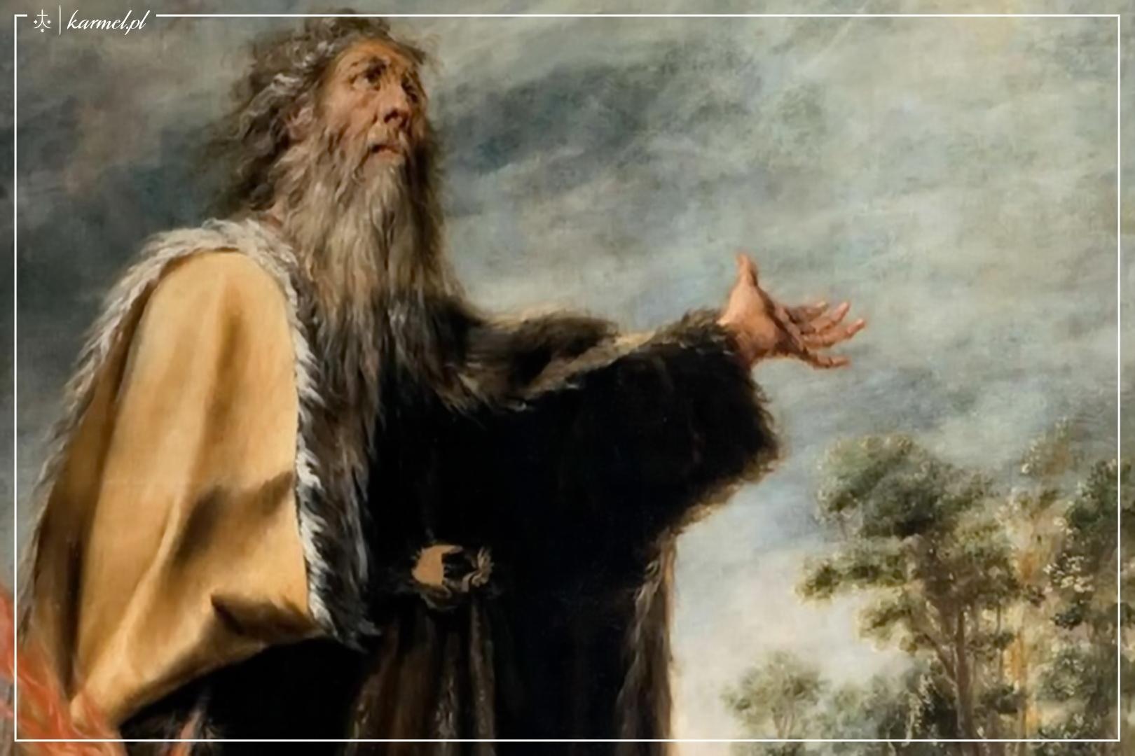 0 Prorok Eliasz